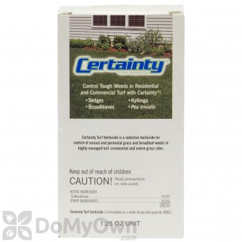Certainty Herbicide - 1.25 oz.