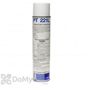 PT 221L Residual Aerosol - 17.5 oz. can