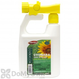 Cyonara Lawn, Yard, and Garden Spray