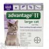 Advantage II Flea Treatment for Large Cats (Over 9 lbs.)