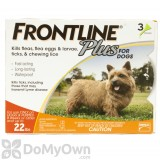 Frontline Plus For Dogs