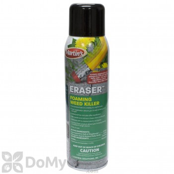 Martin\'s ERASER Foaming Weed Killer