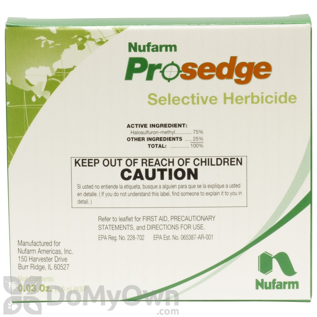It is an image of Influential Lesco Three Way Selective Herbicide Label