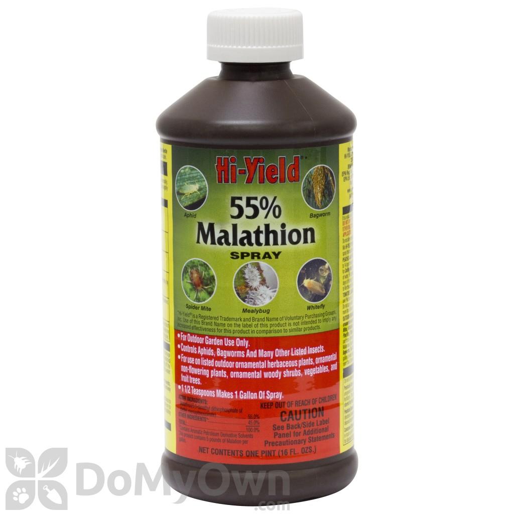 malathion insecticide spray  hi