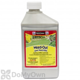 Fertilome Weed-Out Lawn Weed Killer with Trimec