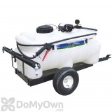 Master MFG 15 Gallon Trailer Sprayer 2 GPM Pump & Deluxe Gun SLO-11-015D-MM