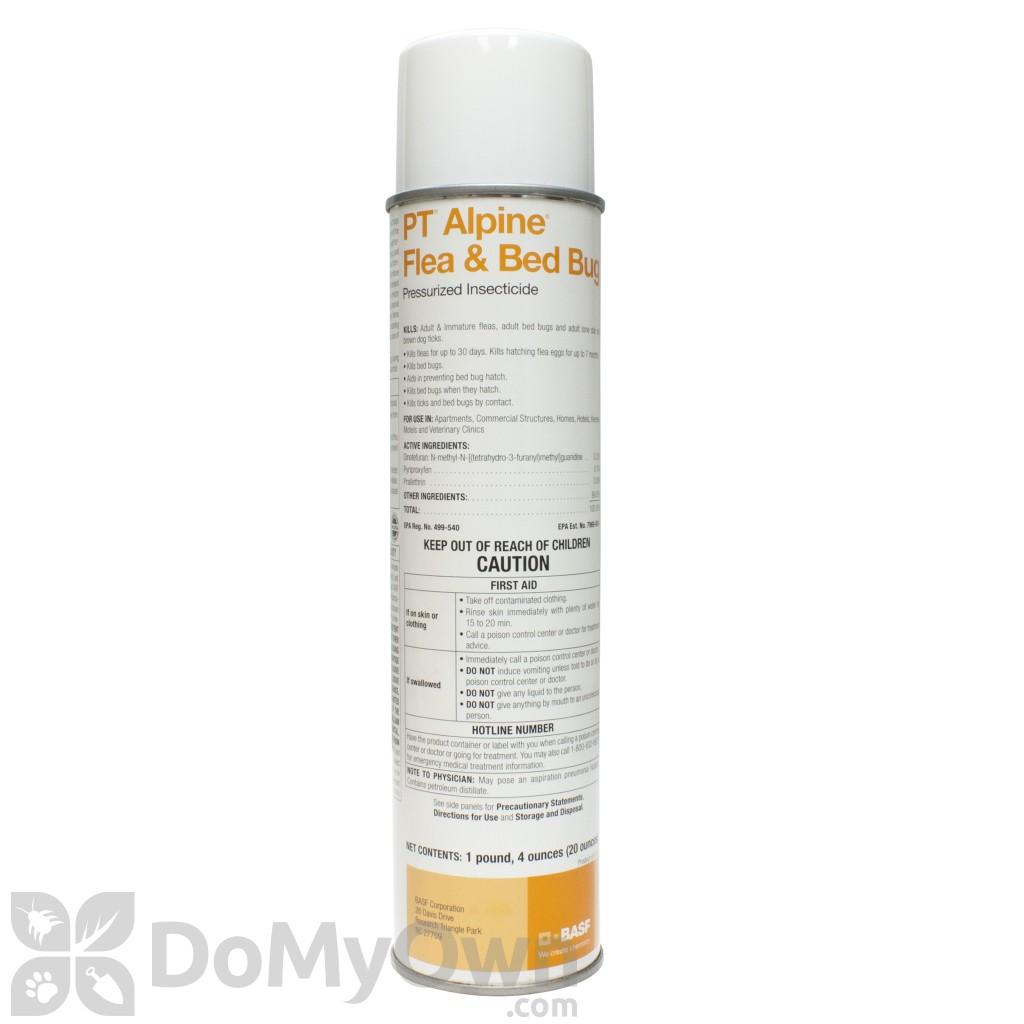 Alpine Flea Insecticide With Igr Aerosol