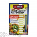 Bayer Advanced 2-In-1 Insect Control Plus Fertilizer Plant Spike