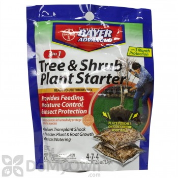 Bayer Advanced 3 in 1 Tree and Shrub Plant Starter