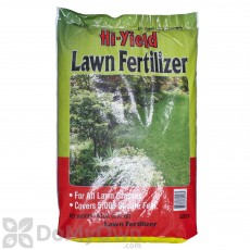 Hi-Yield Lawn Fertilizer 15-0-10