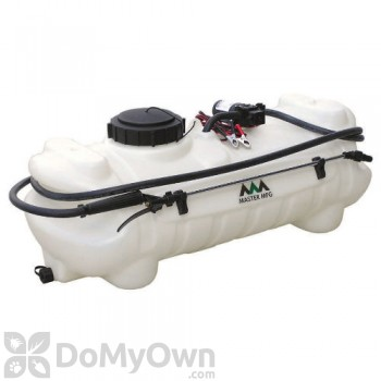Master MFG 25 Gallon Spot Sprayer - 1.8 GPM Shurflo Pump