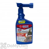 Bayer Advanced 3-in-1 Insect Disease & Mite Control RTS