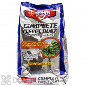 Bayer Advanced Complete Brand Insect Dust For Gardens