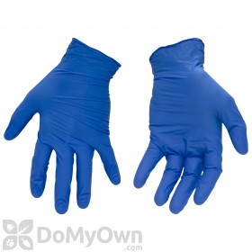 Disposable Nitrile Gloves (Box of 100)