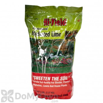 Hi-Yield Horticultural Hydrated Lime