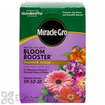 Miracle-Gro Garden Pro Bloom Booster - 4 lb