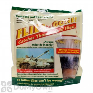 Flies Be Gone Fly Trap