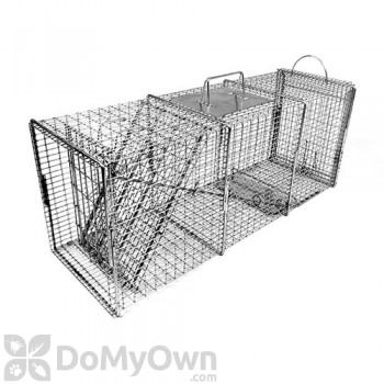 Tomahawk Pro Series Trap Raccoon/Feral Cat/Armadillo/Ground Hog Size Animals - Model 608SS