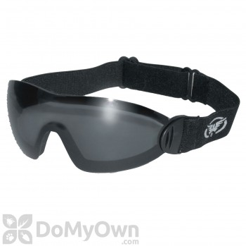 Global Vision Eyewear Flare Goggles - Smoke/Gray Lens