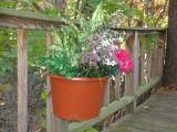 My Garden Post Large Planter
