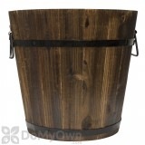 Pennington Dark Flame Bucket 12 in.