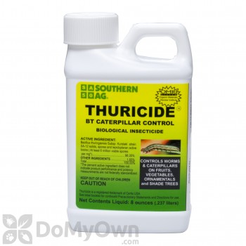Southern AG Thuricide BT Caterpillar Control