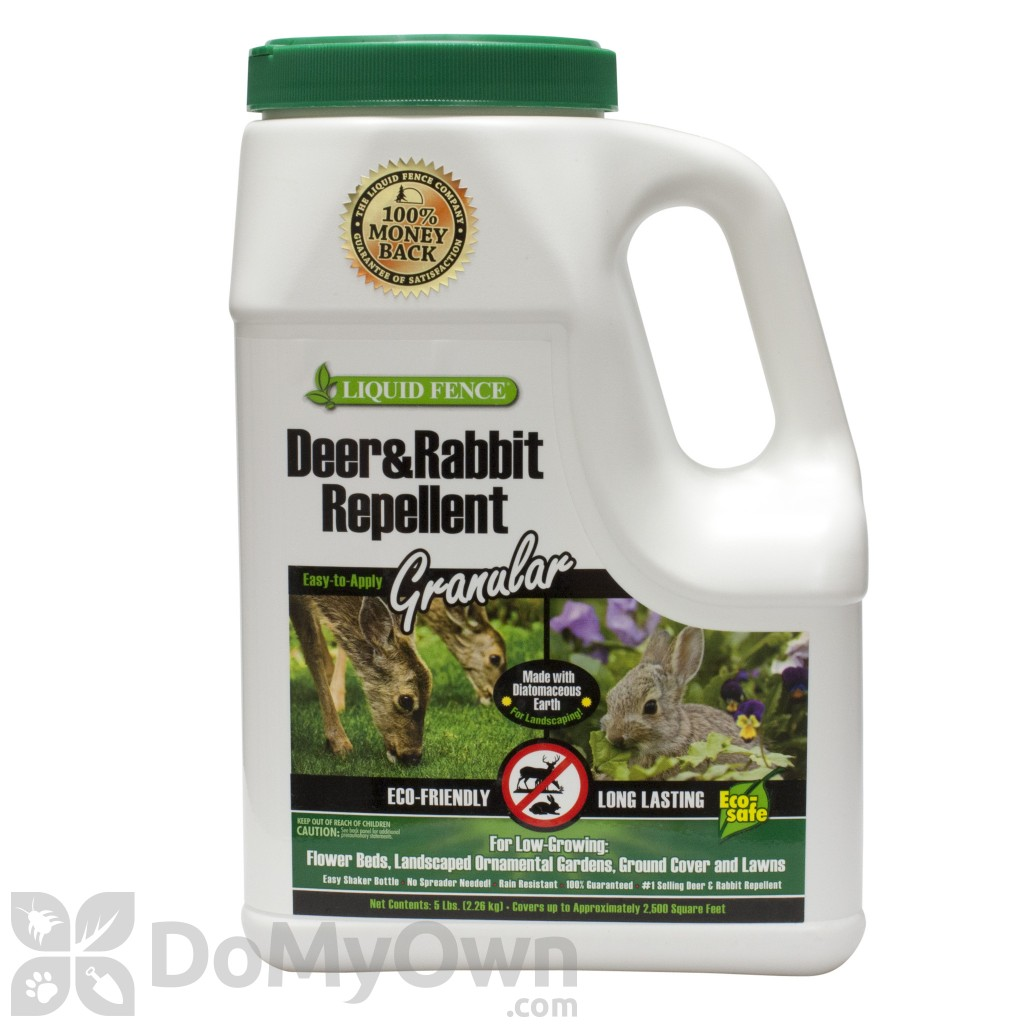 Liquid Fence Granular Deer Amp Rabbit Repellent