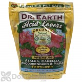 Dr Earth Acid Lovers Rhododendron Azalea Camellia Fertilizer