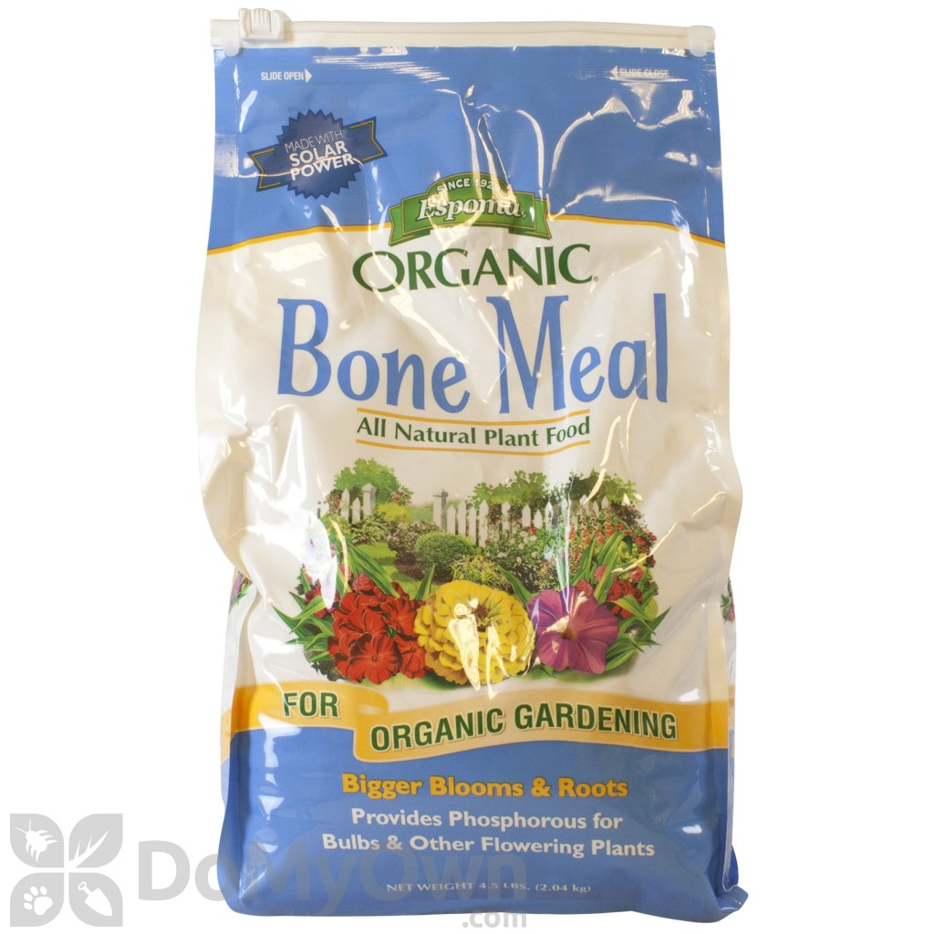 how to use bone meal for plants