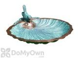 ACHLA Designs Scallop Shell Bird Bath (BBM-01)