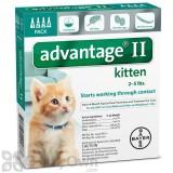 Advantage II For Cats