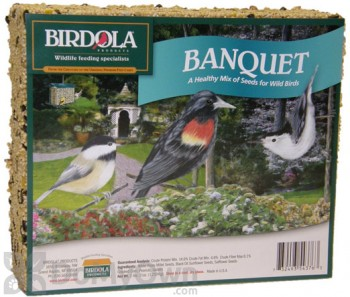 Birdola Products Banquet Bird Seed Cake (54376)