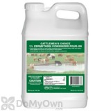 Cattlemen's Choice 1% Permethrin Synergized Pour - On