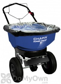 Chapin Residential Salt / Ice Melt SureSpread Broadcast Spreader 80 lb. (8201A)