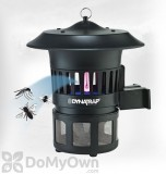 Dynatrap Indoor / Outdoor Insect Trap with Optional Wall Mount (DT1100)