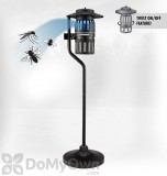 Dynatrap Indoor / Outdoor Insect Trap with Pole Mount and Twist To Close (DT1260)