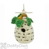 DZI Handmade Designs Aspen Felt Bird House (DZI484025)