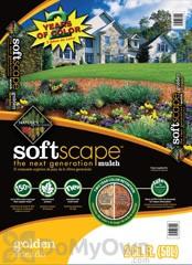 Softscape Golden Mulch