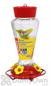Hiatt Manufacturing Royal Hummingbird Feeder 27 oz. (38135)
