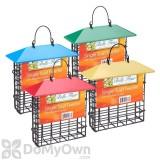 Hiatt Manufacturing Weather Guard Mixed Color Suet Bird Feeder Multi Pack (50185)