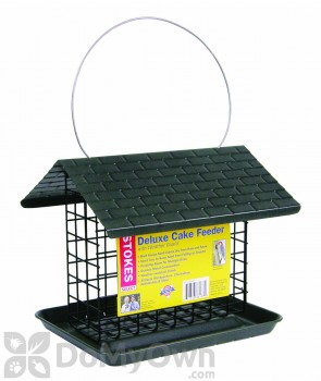 Hiatt Manufacturing Deluxe Suet Cake Bird Feeder (38187)