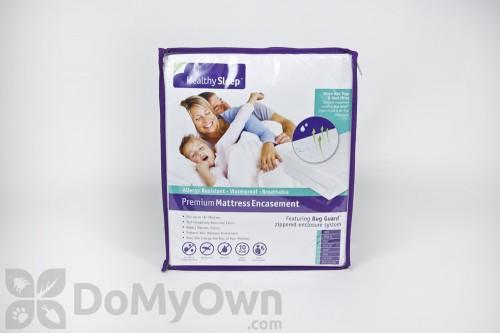 Healthy Sleep Premium Mattress Encasement