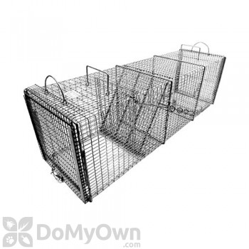 Tomahawk Professional Series Multi-Purpose Live Trap for large Raccoons & similar sized animals - Model MP300