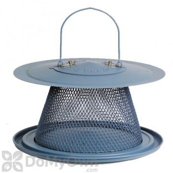 No / No Feeder Blue Bell Bird Feeder 2.5 lb. (BF00348)