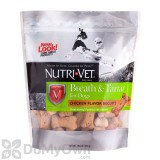 Nutri-Vet Breath and Tartar Biscuits for Dogs