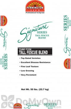 Pennington Signature Series Turf-Type Tall Fescue Blend