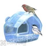Perky Pet Clear Window Bird Seed Feeder 15 in. (348)