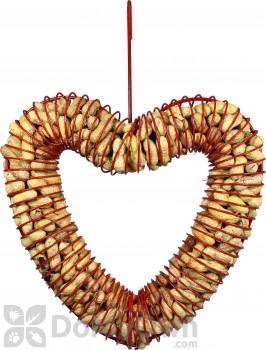 PineBush Heart Peanut Bird Feeder (10740)
