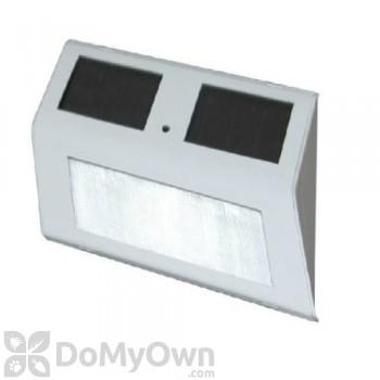Pine Top Solar Stair Light Set - White (2 pack)