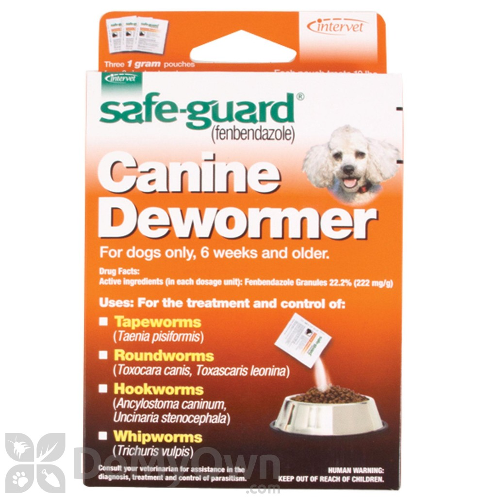 Safeguard For Dogs Reviews